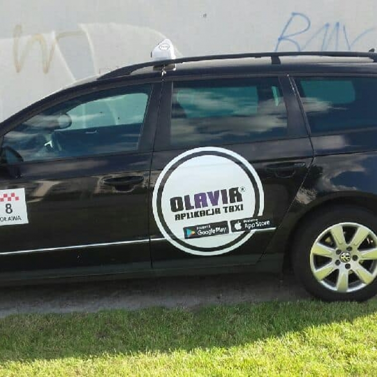 Nowe logo Olavia na Passacie