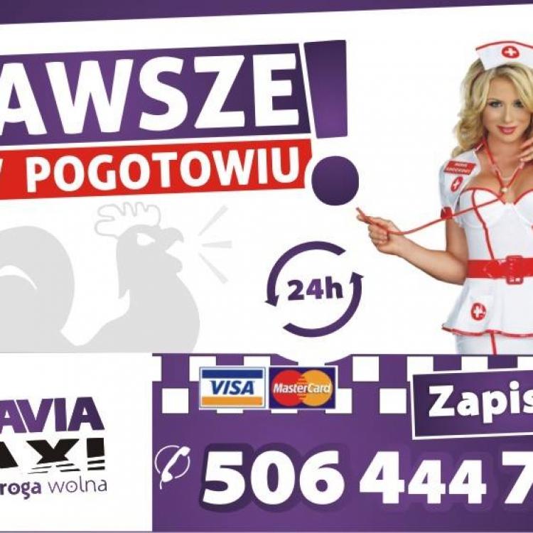 Olavia Taxi zawsze w Pogotowiu !