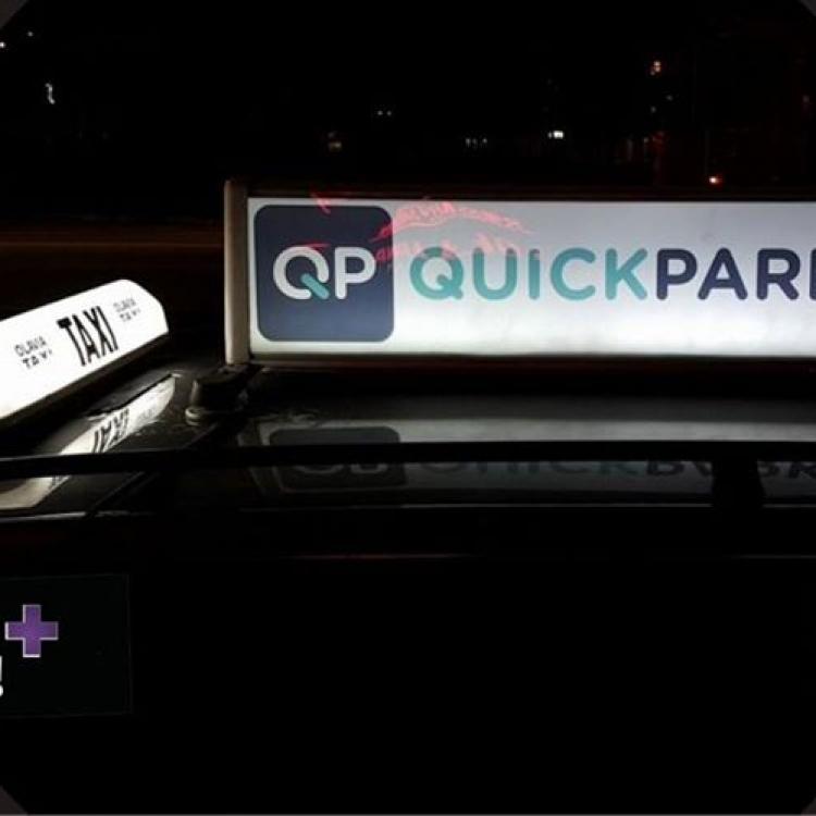 Reklama Świetlna Quick Park