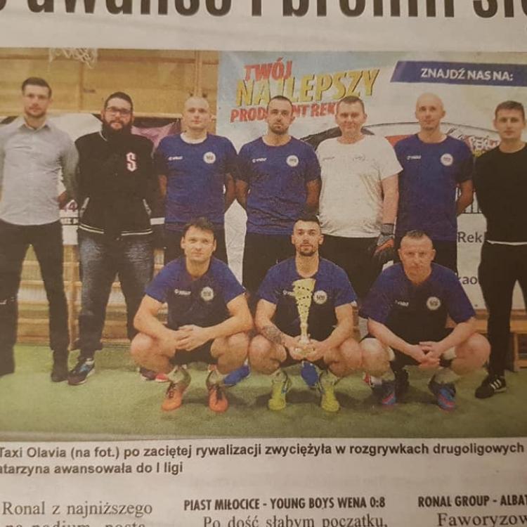 Zdjęcie z gazety Fc Olavia