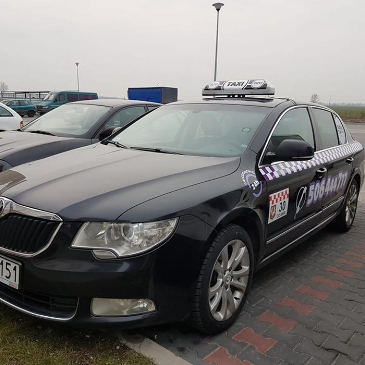 Nowy samochód w Olavia - Skoda SuperB