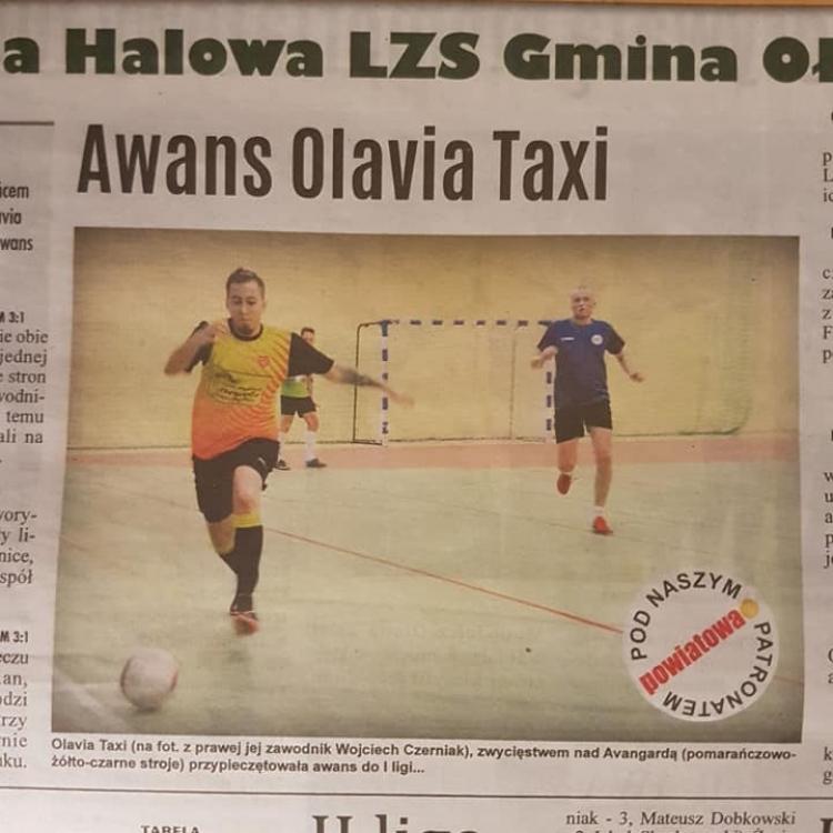 Awans Fc Olavia do I Ligi !