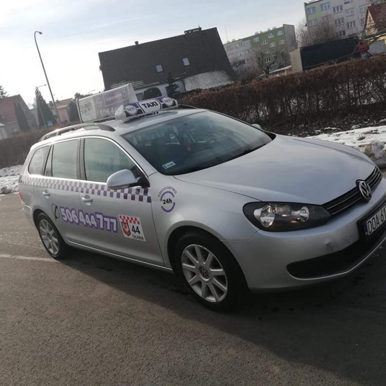 Zimowy nowy nabytek w Olavia Taxi