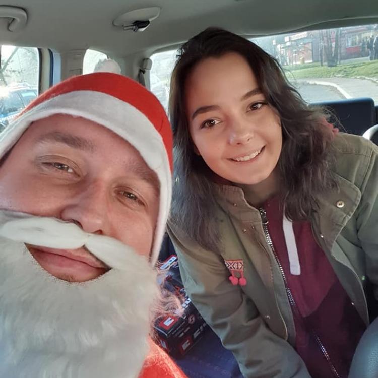 Mikołaj w podróży