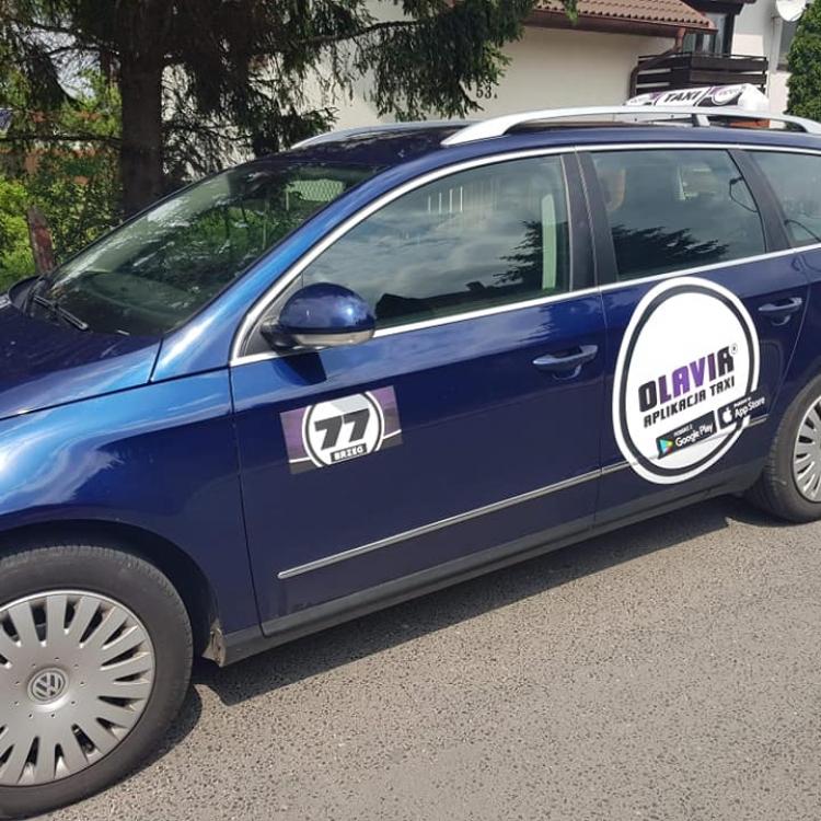 Brzeski Passat z nowym logo Olavia