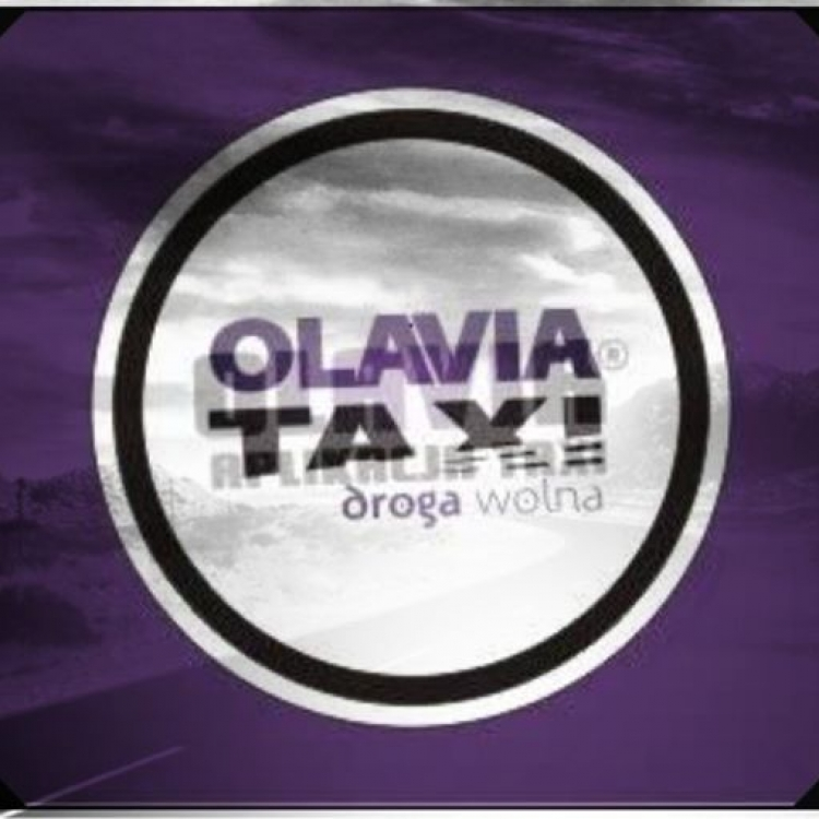 Zmiana logo Olavia Taxi