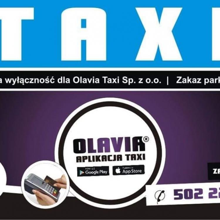 Nowy postój Taxi na wyłączność dla Olavia Taxi przy szpitalu w Brzegu