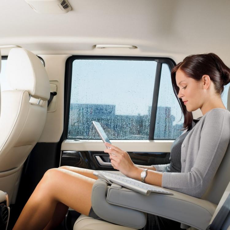 W trakcie podróży możesz załatwiać sprawy biznesowe