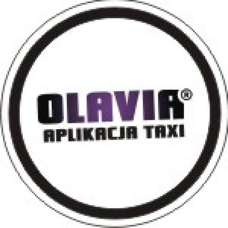 Logo olavia taxi